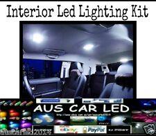 Ford Focus 3rd gen 2010-2016 White Interior light LED upgrade kit dome ect