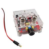 HiFi 6J1 Tube Preamplifier Amplifier Board Class A Pre Amp Crystal Shell New