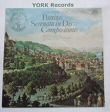 1 11 2424 - MASEK - Partitas / Serenata In Dis / Compositions - Ex Con LP Record