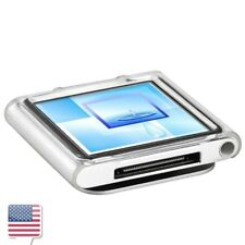 Crystal Clear Snap-in Hard Case Cover for iPod Nano 6th Gen 6G