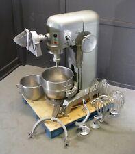 Hobart H600T Dough Mixer Pizza Bakery 60/30 Qt 2 Hp * Single Phase 230 *