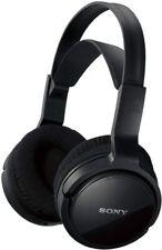 Sony MDR-RF811RK Vincha Auriculares inalámbricos para TV, estéreo, Hifi, etc-Negro