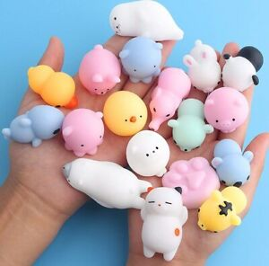 Kochi Squishies, Cute Squeeze, Stress Relief, Party Bag Filler, Sensory, Squeeze