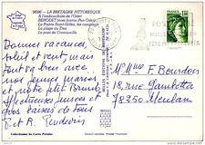 Flamme 1979 Pont l´Abbé Musée Bigouden Fete des Brodeuses