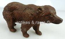 altes Elastolin Tier: Bär (linol100)