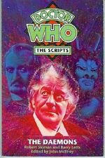 Doctor Who - The Scripts: The Daemons (sf TB/MMPB, UK)