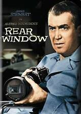 """"""" Rear Window """" (Dvd, 2012) Classic Masterpiece. 2 Available."""