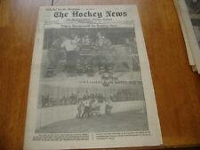 the hockey news january 17 1953 maurice richard