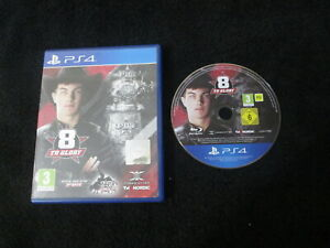 PS4 : 8 TO GLORY : OFFICIAL GAME OF THE PBR - Completo! Salta sul toro meccanico