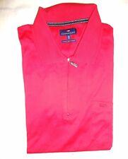 COMMANDER POLOSHIRT ROT XXL Größe 56 doppelt merzerisiert HOCHWERTIG Shirt Polo