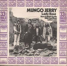 "Mungo Jerry Lady Rose  33rpm maxi single UK 7"" +Picture Sleeve"