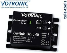 Votronic Switch Unit 40 - Schaltrelais 40A - 2071