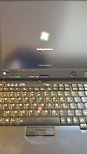 "Lenovo Thinkpad X61 Tablet 1GB 12.1"" Intel Core 2 Duo WINDOWS 7 128gb ssd office"