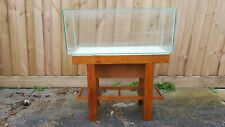 3 FOOT FISH TANK WITH STAND