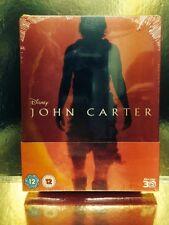STEELBOOK Blu-ray John Carter   [ Zavvi Limited  ]