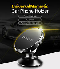 Universal 360° Rotating Car Magnetic Holder Mount Stand For  Phone PDA GPS AU