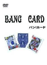 Bang Card Magic Trick by Kikuchi (Bin31)