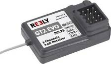 3-Kanal Empfänger Reely GT2 EVO 2,4 GHz Stecksystem JR