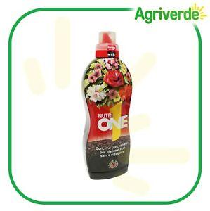 NUTRI ONE Concime Concentrato Universale per Piante e Fiori 500 ml - Valagro