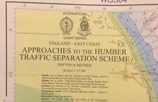 ADMIRALTY SEA CHART. No.104.HUMBER TRAFFIC SEPARATION SCHEME. Eng E CST . 2012