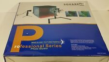 "Square Perfect Professional Series Photo Studio 16"" Box Light Tent Cube Sp200"