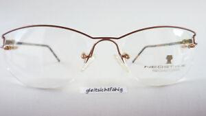 Randlos-Brillen Damengestell Herrenfassung NEOSTYLE Braun senza Cornice Luce Erl