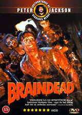 Braindead NEW PAL Cult DVD Peter Jackson Timothy Balme