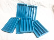 3 Blue Silicone Mold for Pen Blank Castings Pen Kit Mall