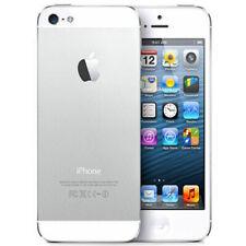 IPHONE 5S RICONDIZIONATO 16GB GRADO A+++ COME NUOVO BIANCO  ORIGINALE RIGENERATO