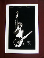 JIMMY PAGE (Signed) ARTIST PROOF (AP) Print w/ COA (1 of ONLY 1) - Led Zeppelin