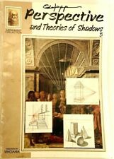 Vintage Art Book Perspective and Theories of Shadows No 5