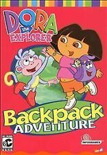 Dora the Explorer: Backpack Adventure - PC/Mac, Acceptable Windows, Windows XP,