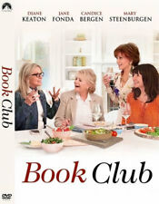 Book Club (DVD) REGION 1 DVD (USA) IN STOCK READY TO POST Brand New