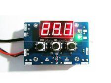 DC12V -40~120°C led Digital Thermostat Temperature Control Switch High Precision