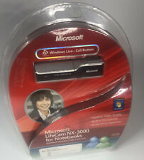 Microsoft LifeCam NX-3000 WebCam for Notebooks Fast Free Shipping