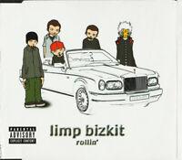 Limp Bizkit - Rollin' (CD Single, 2000)
