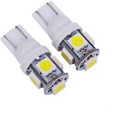 20X 5050 White T10 5SMD LED License Plate Light Bulb Bright HID Xenon Lamp 6000K