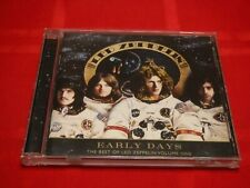 Led Zeppelin Early Days CD Immigrant Dazed Stairway Black Dog Rock And Roll