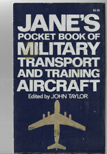 JANE'S PB of MILITARY TRANSPORT & TRAINING AIRCRAFT    ed by John W. R. Taylor