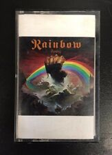 Blackmore's Rainbow Rainbow Rising Cassette Tape Club Oyster Polydor Metal 1976