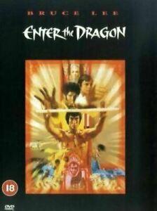 ENTER THE DRAGON Uncut (1973) Region 4 [DVD] Bruce Lee