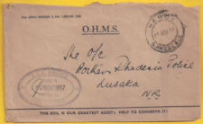 Elizabeth II (1952-Now) British Independent Nation Cover British Colony & Territory Stamps