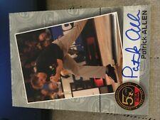 2009 PBA Bowling Autograph Patrick Allen
