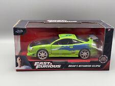 Fast and Furios  Brian's Mitsubishi Eclipse Grün NEU