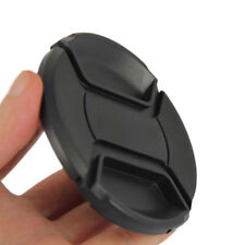 58mm Front Lens Cap Hood Cover Snap-on for Canon Olympus Nikon Fuji Camera rg uk