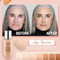 Long Lasting Matte Liquid Waterproof Concealer Moisturizing Foundation Cream