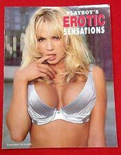 '96 Playboy Erotic Sensations Mag 28 SEXY Girl Next Door 99% Pics Jenny McCarthy
