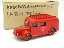Annecy Kit Monté 1/50 - Laffly FIN 1948 Pompiers