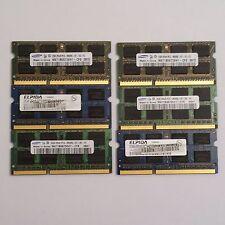 2gb (1x2gb) pc3-8500s per PC Portatili memoria RAM ddr3 DIMM Laptop