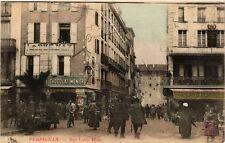 CPA PERPIGNAN Rue Louis Blanc (375948)